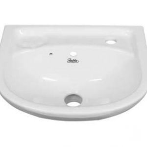 Νιπτήρας Μπάνιου Mini Huida Κρεμαστός/Επίτοιχος 37.5x30.5