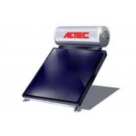 Ηλιακός θερμοσίφωνας ALTEC GLASS 130/1,8