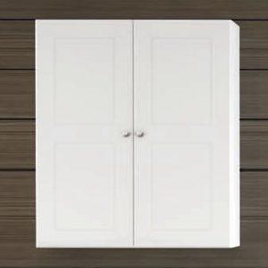 Drop 5NK6060WH Ντουλάπι Κρεμαστό 60cm Λευκή πολυεστερική λάκα γυαλιστερή