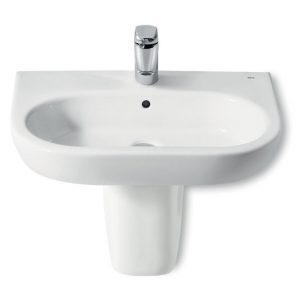 Νιπτήρας Μπάνιου Κρεμαστός/Επίτοιχος Meridian New Roca