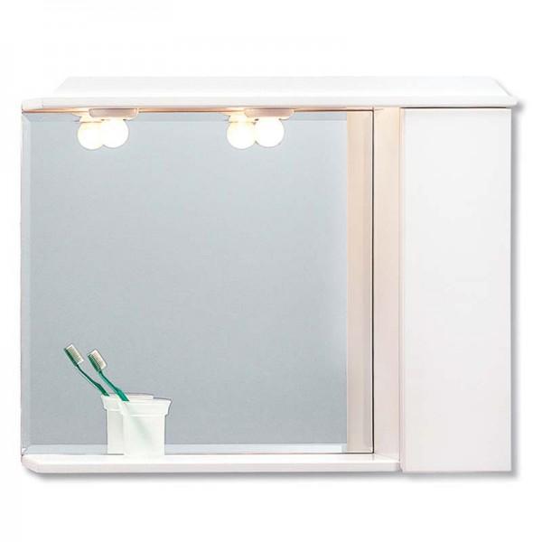 Pro Bagno Καθρέπτης Ντουλάπι Μπάνιου 312Α 70cm