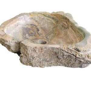 Imso Jurassic Onyx Φ40/60 Νιπτήρας Πέτρινος