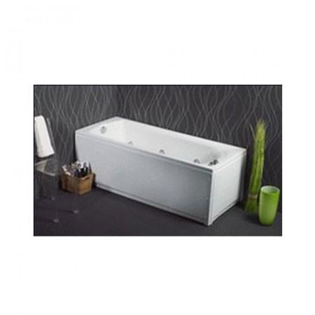 Sanitec Rosa 550 150x70 Μπανιέρα Ακρυλική με επιλογή Υδρομασάζ
