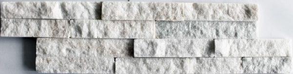 Imso Spaccatello 10Χ33 Επένδυση Πέτρας από Φυσικό Μάρμαρο Bianco/Beige/Nero/Mix