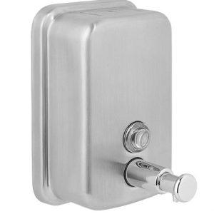 Tema (81201) Dispenser Θήκη Υγρού Σαπουνιού Inox 1000 ml