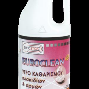 Calcit Euroclean Υγρό καθαρισµού πλακιδίων & αρµόστοκων 5kg