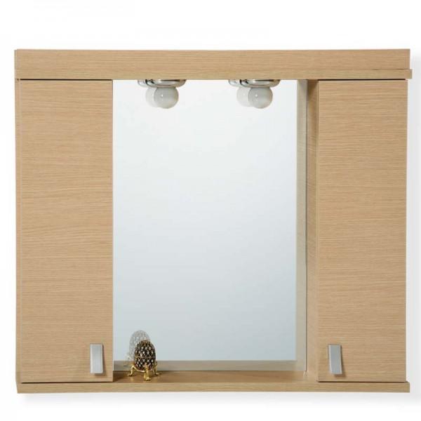 Pro Bagno Καθρέπτης Ντουλάπι Μπάνιου 317Β 70cm