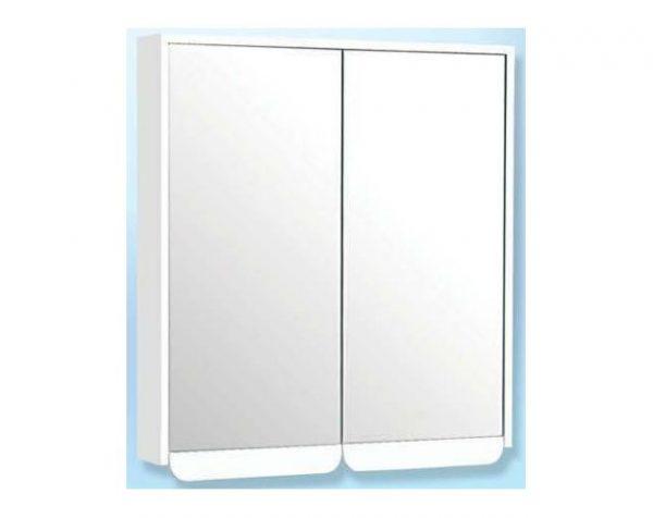 Καθρέπτης Κρεμαστός Gloria Madona Bianco PVC 70x12x75 (70-8337)