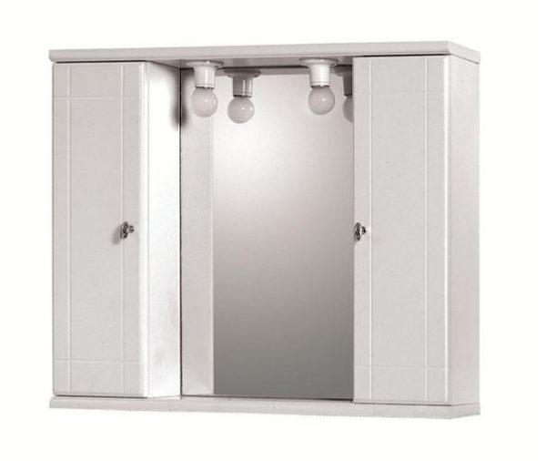Καθρέπτης Κρεμαστός Gloria Sandy 2 (27-7255) 72x55cm