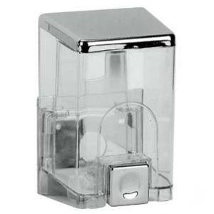 Dispenser Μπάνιου Gloria Roc (13-0921) Σαπουνοθήκη Υγρού Σαπουνιού 1 lt