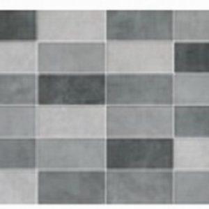 Πλακάκι 31.6Χ45 cm  Ψηφίδα Μπάνιου/Κουζίνας Concret Marengo RLV