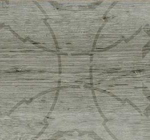 Πλακάκι Δαπέδου Εσωτερικού Χώρου Τύπου Ξύλου Decor Kivu Ceniza 17.5Χ50 cm