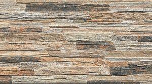 Πλακάκι Επένδυσης Τοίχου Τύπου Πέτρας Agata Lot Gey 16.5Χ50