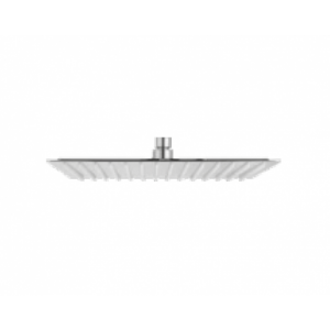 Karag T263B 30x30cm Τετράγωνη Κεφαλή Ντους Οροφής από ανοξείδωτο ατσάλι