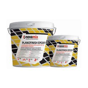 Εποξειδικό Βερνίκι 2 Συστατικών για Γυαλιστερή Εμφάνιση Novamix PlanoFinish Epoxy (3kg)