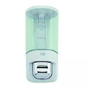 Dispenser Μπάνιου Gloria Patenta 12-7001 Σαπουνοθήκη Υγρού Σαπουνιού 460ml Λευκό