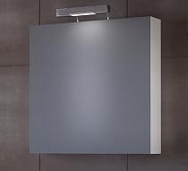 Drop 5KSU055WH Καθρέπτης Μπάνιου Ντουλάπι Κρεμαστός  55cm