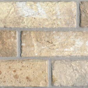 Πλακάκι 16Χ40cm Επένδυσης Τοίχου Τύπου Πέτρας Keradom Argille Sabbia Porcellanato/Γρανίτης