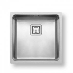 Pyramis Lume 40x40cm Ανοξείδωτος Νεροχύτης Κουζίνας  1B 101023701 Λείος