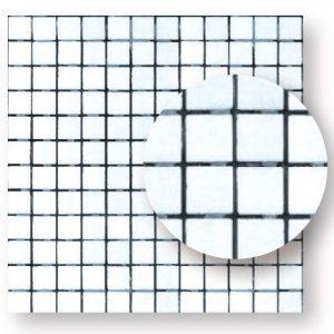 Πλακάκι 30Χ30cm Πισίνας Ψηφίδα Λευκή Hatz Baracunda Rio White