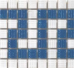 Πλακάκι 26.4Χ15.4cm Πισίνας Ψηφίδα Μέανδρος Hatz Baracunda Listelo Pool Meandros (Τεμάχιο)