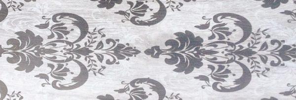 Πλακάκι 17.50Χ50cm Μπάνιου Niove Silver Decor (Τεμάχιο)