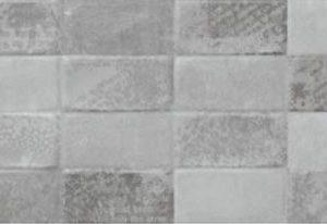 Πλακάκι 20Χ60cm Ψηφίδα Μπάνιου/Κουζίνας Mosaico Otus Gris