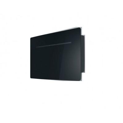 Franke FSFL 605 BK Smart Flexa Mini 3102103301 60cm Μαύρο Κρύσταλλο Επιτοίχη Καμινάδα Απορροφητήρας