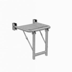 Κάθισμα ΑΜΕΑ Σπαστό 40x45cm Inox Titan 23-2803