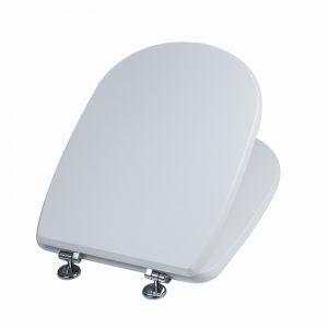 Κάλυμμα-Καπάκι Λεκάνης τουαλέτας για Diana Azzurra 45-50.5Χ35.8cm Λευκό Cwatde