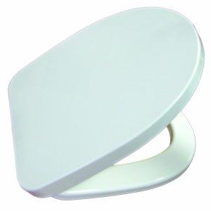 Κάλυμμα-Καπάκι Λεκάνης τουαλέτας Iris Soft Close 35Χ41cm 16471