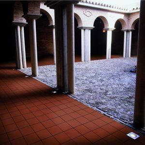 Πλακάκι 20Χ20cm Cotto Δαπέδου Εξωτερικού Χώρου Gres De Aragon Quarry Red
