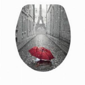 Κάλυμμα-Καπάκι Λεκάνης 45.5Χ37.1cm Παρίσι 201
