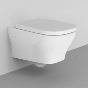 Ideal Standard Active 54cm Λεκάνη Κρεμαστή με Κάθισμα Softclose T319701