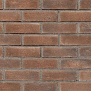 Euro Brick Marrone 1808 Διακοσμητικά Tουβλάκια Eπένδυσης Eσωτερικού και Eξωτερικού Xώρου.