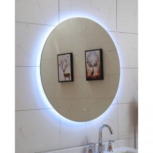 Dea 80cm  Φωτιζόμενος Καθρέπτης Στρογγυλός  LED 1495