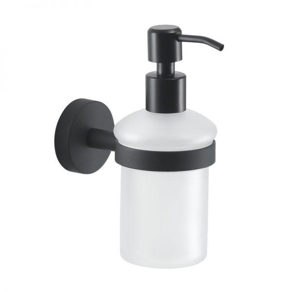 Gedy G Eros 2381-14 Dispenser τοίχου Μαύρo Ματ