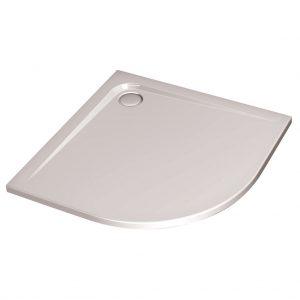 Ιdeal Standard Ultra Flat Γωνιακή Ακρυλική Nτουσιέρα 100x100x4 cm K517701