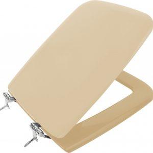 Κάλυμμα – Καπάκι Λεκάνης τουαλέτας Μπεζ Εβιόπ για Conca (Conga) Ideal Standard 42x34cm