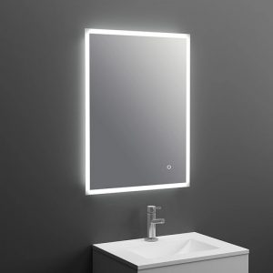 Gloria Maltina  Καθρέπτης Mάνιου Led Touch 55x75 cm  50-5575