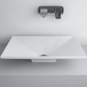 Orabella Adriane Νιπτήρας Μπάνιου Επιτραπέζιος/Επικαθήμενος 50cm