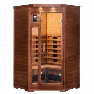 Sauna Holy Σάουνα Υπερύθρων 120x59x85x210 cm