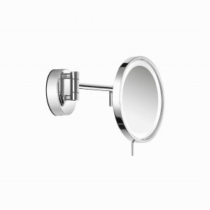 Emily Μεγενθυντικός Καθρέπτης Επίτοιχος x4 με LED 6W Φ21,5cm 148725