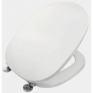 ΕΒΙΟΠ Linda 10-01 Λευκό Κάλυμμα – Καπάκι Λεκάνης Τουαλέτας για Ideal Standard: Linda/Liuto 42x35 εκ.