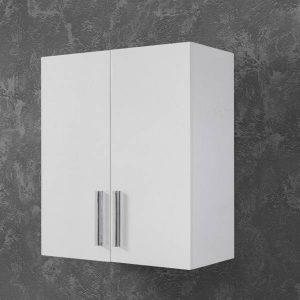 Alon 5 Ντουλαπι Μπάνιου Πλυντηρίου Κρεμαστό 60 cm Λευκό 3CWM060WH0