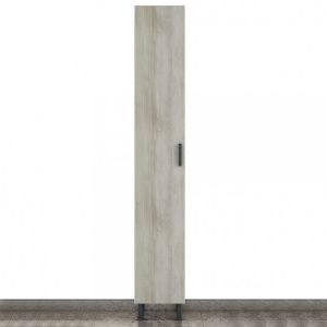 Drop Side Cabinet Beige Στήλη Μπάνιου 30 cm Επιδαπέδια 5SLU030BC