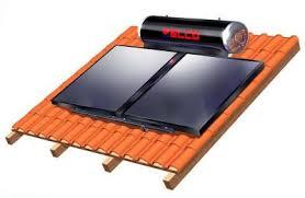 Elco Ηλιακός Θερμοσίφωνας EL-160 SOL-TECH / 3,0 Διπλής Ενέργειας Επιλεκτικός 160 Λίτρα/Κεραμοσκεπής