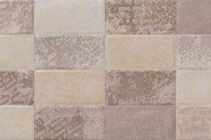 Πλακάκι 20Χ60cm Ψηφίδα Μπάνιου/Κουζίνας Mosaico Otus Crema